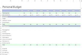 Budgeting Worksheets Excel Excel Weekly Budget Template Weekly