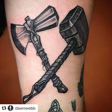 Posts Tagged As Posts Tagged As Thorhammertattoo On Instagram