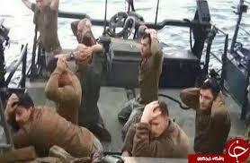 نتیجه تصویری برای گریه تصرف کشتی آمریکایی در دریا