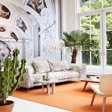 mooi furniture. Moooi Canvas Sofa - Jacquard Fresco With Cushions Mooi Furniture