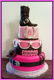 Cowgirl Birthday Decorations Cowgirl Cake Oh Kates Would Love This For Her Next Birthday