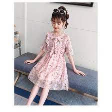 Đầm cho bé 10 tuổi (3 - 12 tuổi) ️ váy bé gái 7 tuổi ️ thời trang bé gái 9  tuổi giá cạnh tranh