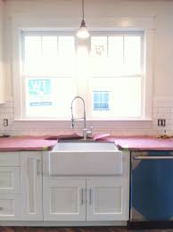 above sink lighting. kitchen lighting light above sink elliptical polished nickel mid century modern fabric orange backsplash islands countertops u
