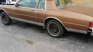 All Chevy chevy 2 2 : 2 door box chevy caprice must be chevy season - YouTube