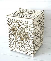 wedding envelope box image 0 wood wedding card box diy