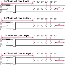 Miss Me Belt Size Chart Belt Sizing Chart How To Get A Belt That Fits Perfectly