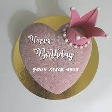 Birthday Cake With Name Generator Images Download Wishes And Photo