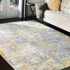 orange amp yellow abstract accent rug and gray rugs yellow accent rug
