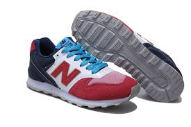 new balance shoes red and blue. new balance 996 women red white deep blue shoes and