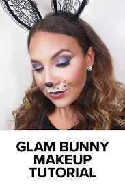 today i posted a new video tutorial on how to achieve this glamorous bunny makeup look it s perfect for if you re looking for something easy