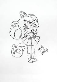 Chibiusa By Ash
