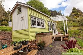 tiny trailer house