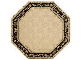 home design remarkable octagon rug wellington super soft nylon from octagon rug
