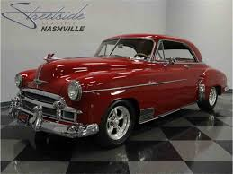 1950 Chevrolet Bel Air for Sale on ClassicCars.com