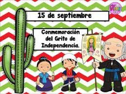 Resultado de imagen para efemerides septiembre 2017 mexico