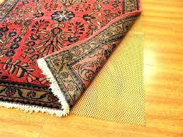 8x10 carpet pad felt rug and rubber 8x10 carpet pad