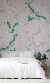 Teal Bedroom Wallpaper 1000 Images About Bedroom Wallpaper On Pinterest Peacocks