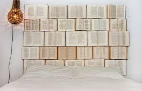 diy bedroom furniture. Novel-Covered Bedroom Decor Diy Furniture