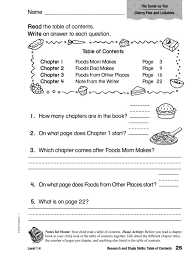 Middle School Study Skills Worksheets Free Worksheets Library ...