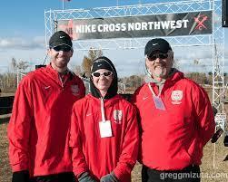 2011 NXN Northwest Championships - Adam Fritz, Krista Fritz, Mike Bowers |  Gregg Mizuta