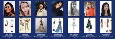 Fashion Design Competitions Uk Finalists Lavazza Design Competition Fashion In Dubai