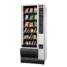 Compact Combination Vending Machine New Jazz Snack Drink Machine Express Vending