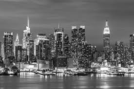 New York Bedroom Wallpaper Wallpaper New York City Skyline A Wallppapers Gallery
