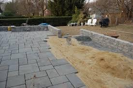 image faux flagstone patio ideas