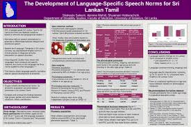 Pdf The Development Of Language Specific Speech Norms For