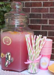 How To Make Pink Baby Shower Punch  Simply Southern MomPunch For Girl Baby Shower