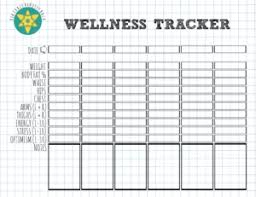 Easy To Use Wellness Tracker Free Download