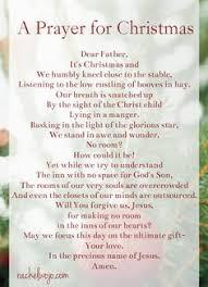 Christmas prayer #faith