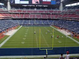 Nrg Stadium View From Mezzanine 324 Vivid Seats