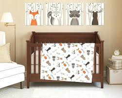 woodland creatures nursery bedding large size of nursery twin bedding plus forest animal crib bedding sets