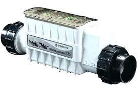 pentair intellichlor ic40. Pentair Ic40 Intellichlor Parts Breakdown Chlorinator Manual Installation