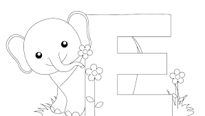 Letter A Coloring Pages For Toddlers L1513 Letter Coloring Pages