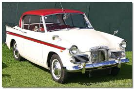 Image result for 2 door sunbeam rapier
