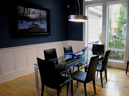 Navy Blue And White Dining Room - sustainablepals.org
