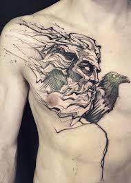 Collarbone Tattoo Designs For Men Tattoo татуировки татуировки