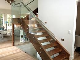 glass stair railings brilliant glass railings system for decks and stairs regarding stair glass railing glass