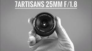 <b>7artisans 25mm f</b>/<b>1.8</b> - самый бюджетный <b>объектив</b> для ...