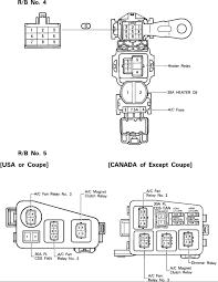 corolla blower fan resistor set is good and cb is fan works graphic