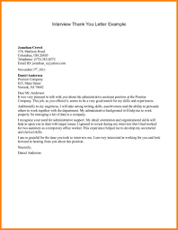 Ideas Collection Thank You Letter After Interview Accounting Clerk