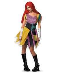nightmare before sally sy costume walmart
