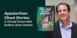 Appalachian Ghost Stories: A Virtual Event with Author Jerry ...
