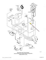 Starting electrical issue on 1984 mercruiser 488 4 cylinder in wiring diagram