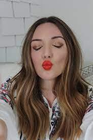 golden eyes makeup c lip beauty