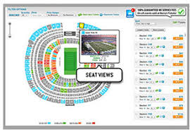 Uc Berkeley Football Stadium Seating Chart 49ers Stadium Seating Map