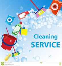 Cleaning Service Templates Cleaning Service Illustration Poster Template For House Cleaning