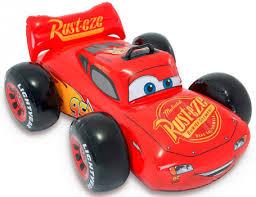 <b>Надувная</b> игрушка <b>INTEX Машина</b> Тачки, 109х84 см <b>57516</b> - 890 ...